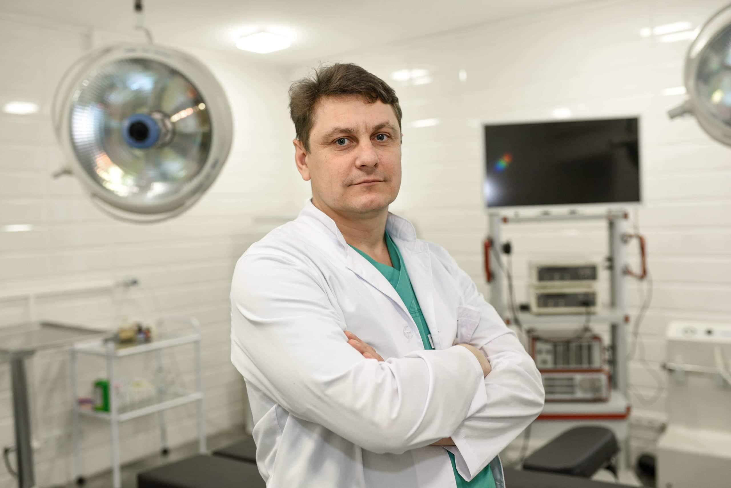Волошин Олег Михайлович